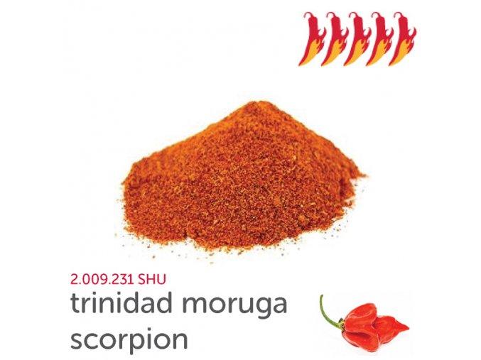145 trininad moruga scorpion chilli prasek 10 g