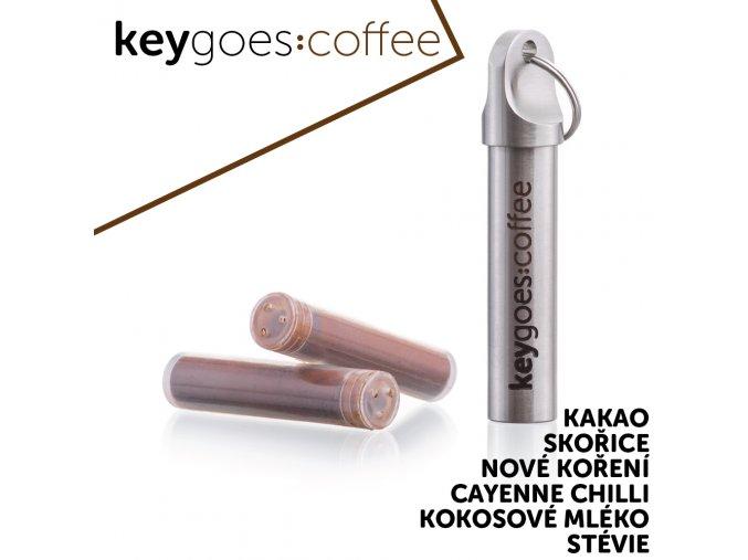 keygoes coffee extra CZ