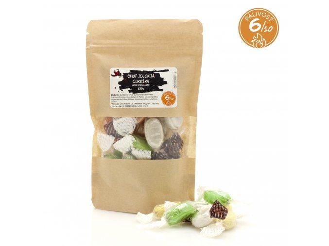 270 palive bonbony bhut jolokia 130 g