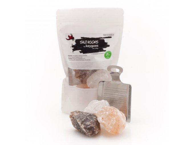 SALT ROCKS BY KEYGOES (300G)