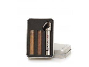 darcekovy set strieborna krabicka strieborna klucenka