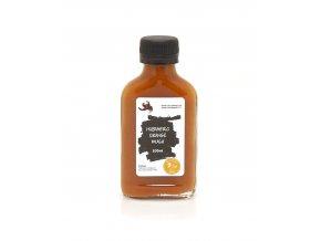 Habanero orange mash