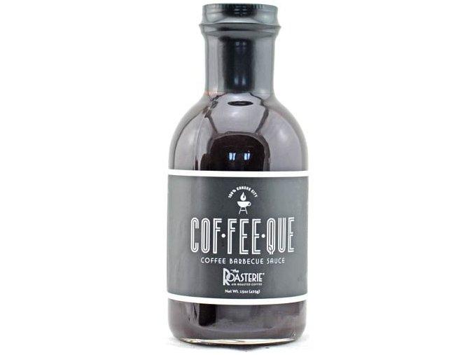coffe bbq omáčka