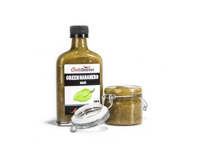 green habanero mash 200 ml