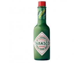 tabasco green pepper suece