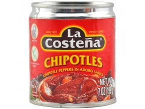 La Costena Chipotle v omacce adobo