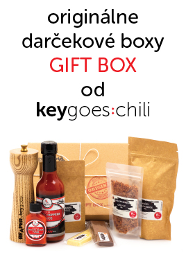 Darcekove box Side