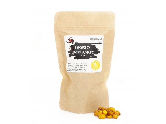 curry habanero kukurica