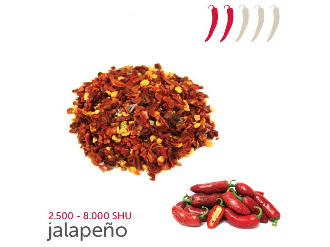 jalapeno flakes red