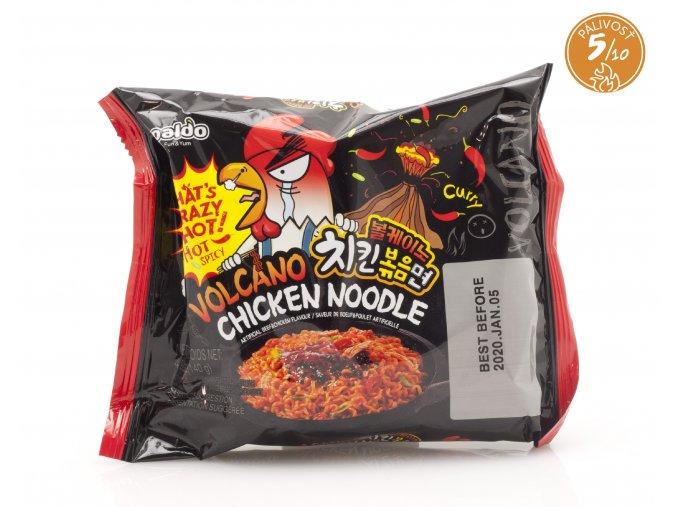 965 2 instantne rezance volcano chicken paldo 140g