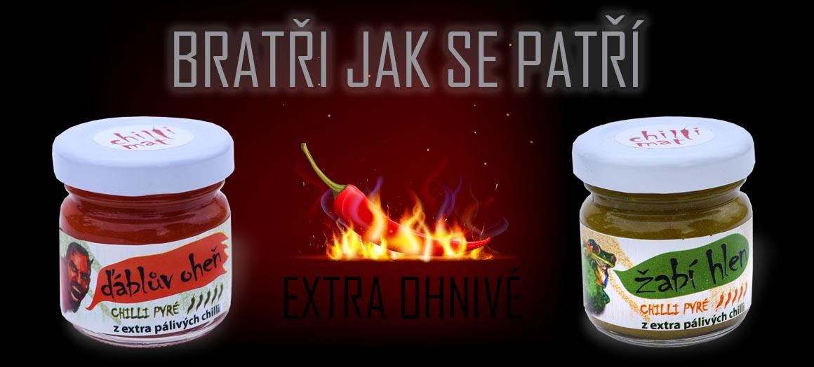 Extrakt smrti - extra pálivé chilli