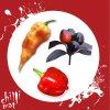 mix jolokia peach, black pearl, habanero red