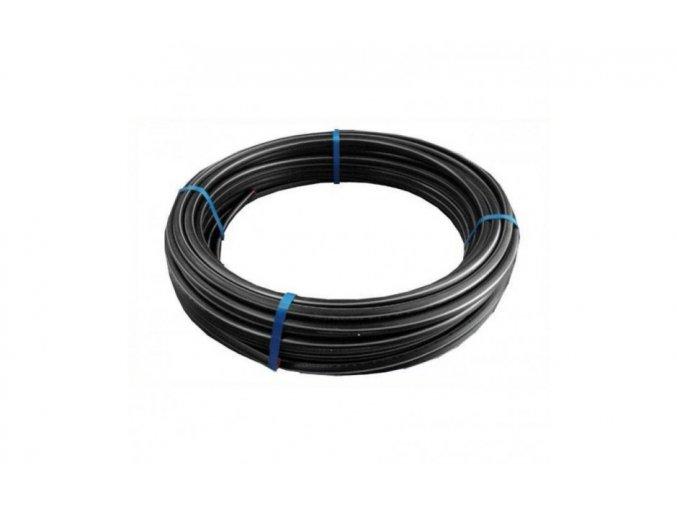 Rozvodná PE hadice černá,průměr 20mm1m