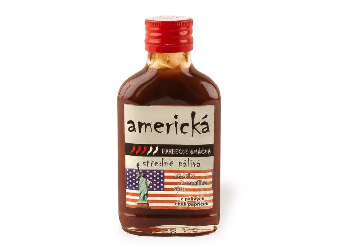 Americká chilli omáčka