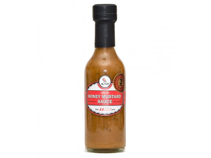 Hořčičná chilli omáčka s medem