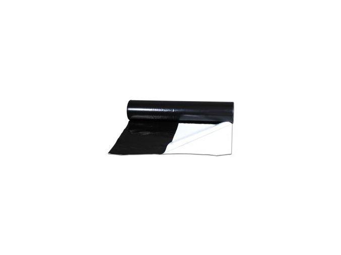 Odrazová folie Bílo černá folie 1 m