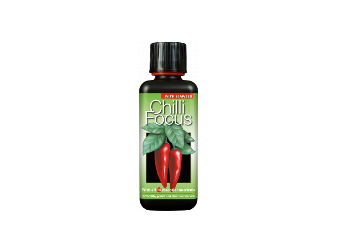 Chilli Focus 300 ml 119x340