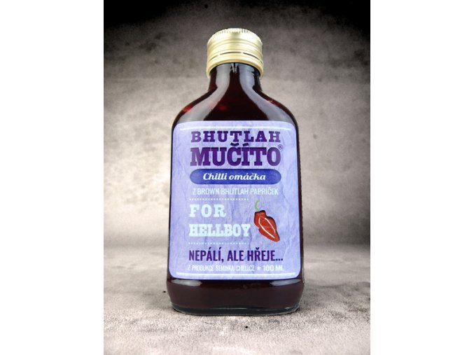 omacka bhutlah mucito for hellboy 82897 0
