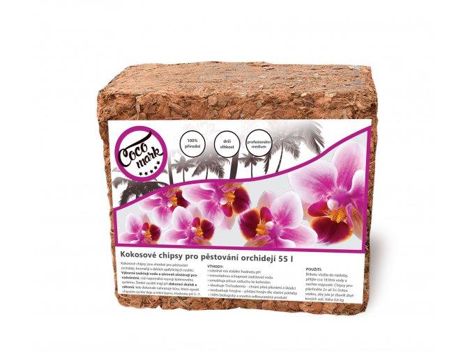 Chipsy 55l Orchidej