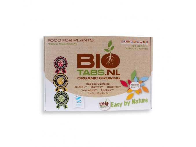 Biotabs Starterpack JAW (Just Add Water)