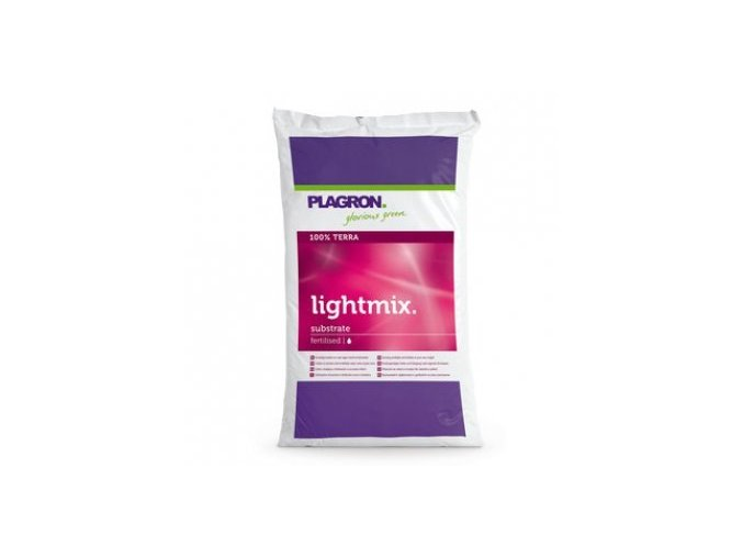 Substrát Plagron Light Mix 50ll