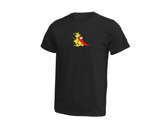 12 Pánské tričko OHNIVÁ CHILLI