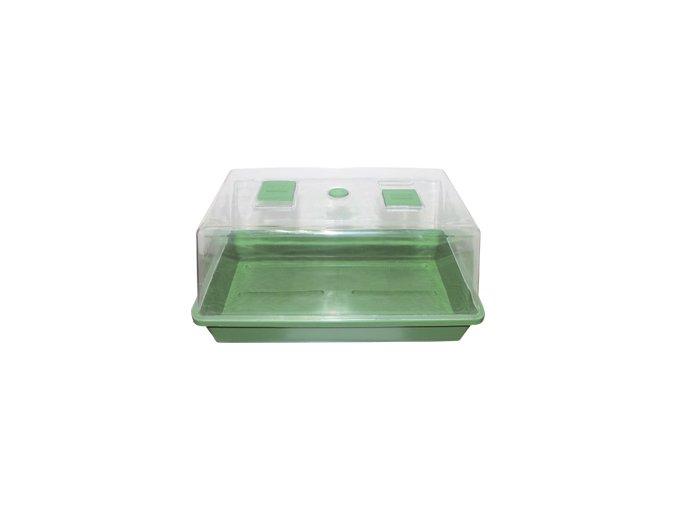Skleníček plast 38 24 19ccm