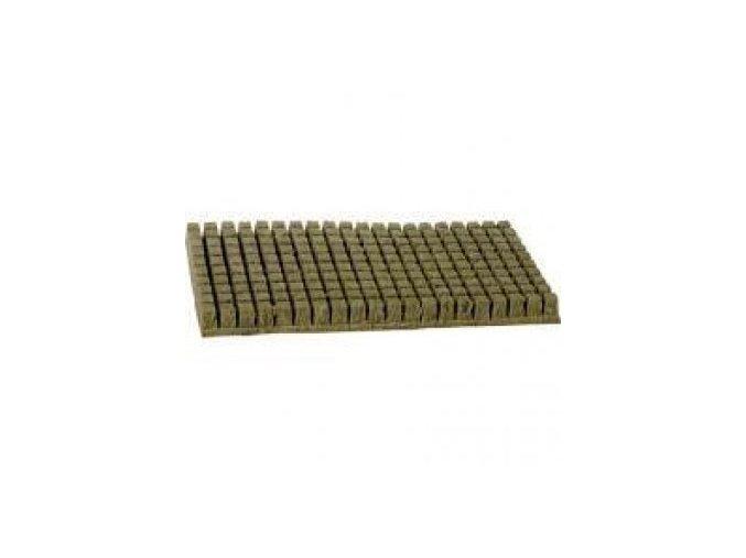 Substrát Grodan Sadb kostka 25x25x40mm bez sadb