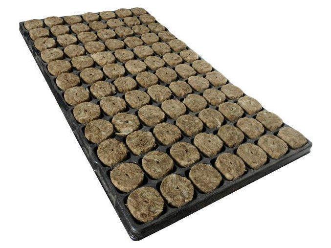 Sadbovací kostka Agra Wool Speedgrow 3,6x3,6cm vč.sadbovače 1ks