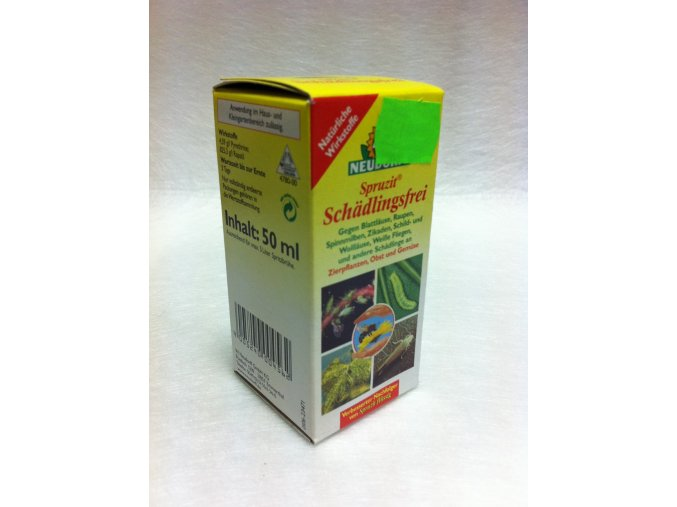 Spruzit Pest Free 50ml, biologický insekticid