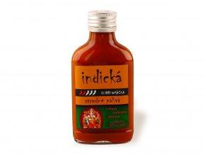 Indická chilli omáčka