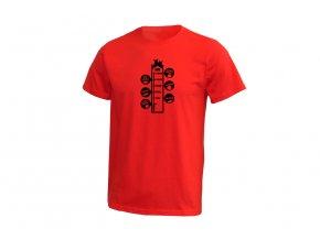 21 Pánské tričko SHU stupnice chilli 1