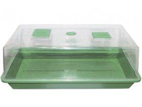 Skleníček plastový,56 31 22cmjpg