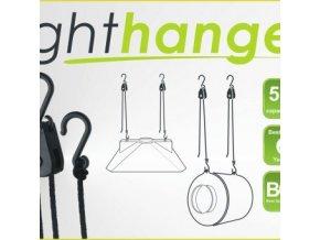 Rope Ratchet GHP LIGHThanger, závěsný systém, nosnost 5kgpár