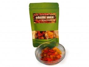 Chilli mix celé plody chilli