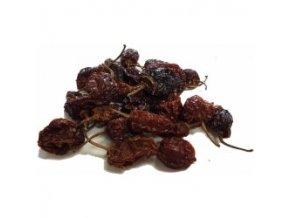 sušené chilli habanero