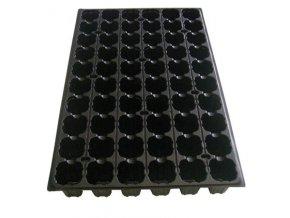 Sadbovač plastový na kostku 4x4cmpro 84 děr