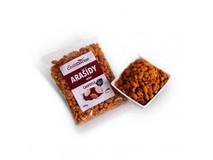 Arašídy s Chipotle 200 g