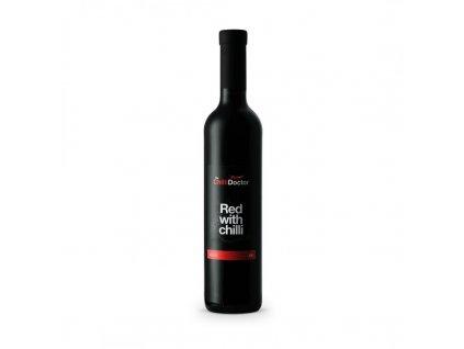Cabernet Moravia - víno s chilli