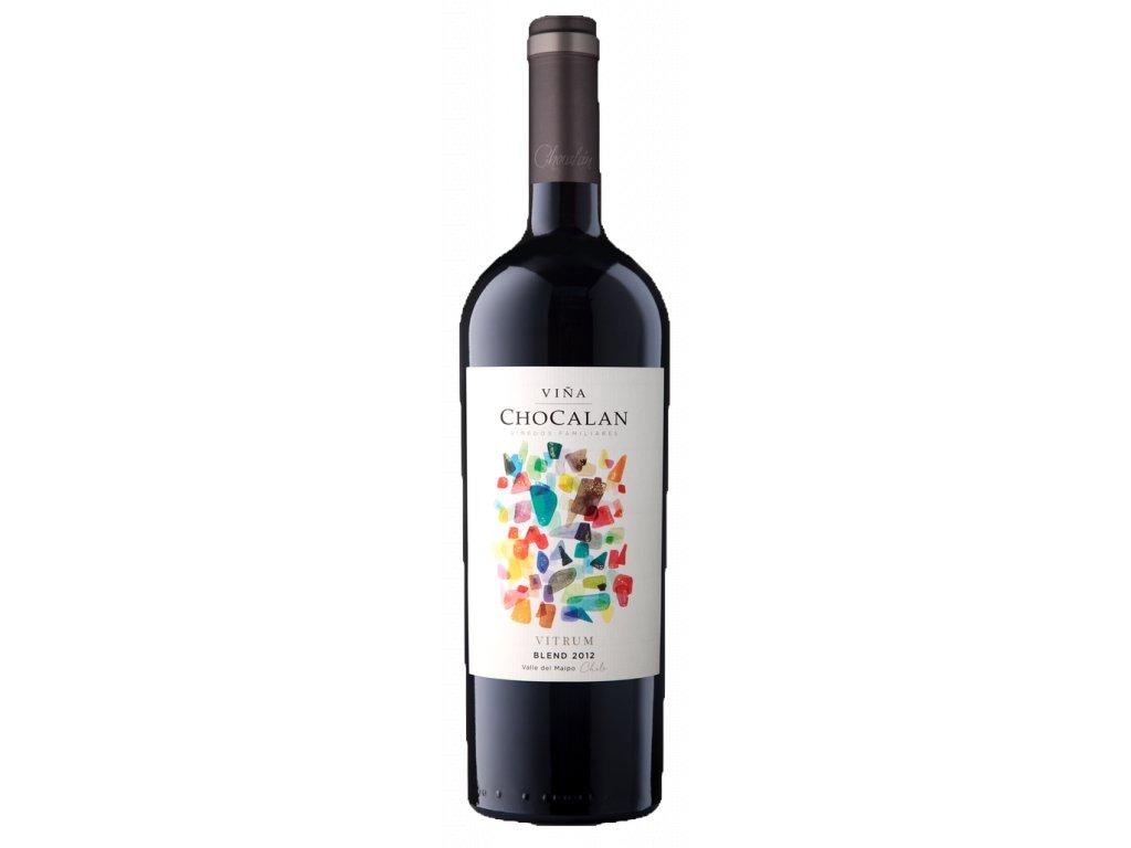 Chocalán VITRUM Premium Blend 2015, 750ml