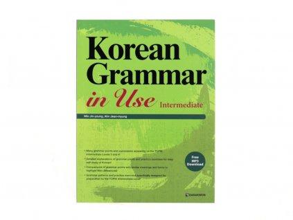 Korean Grammar in Use (Intermediate)