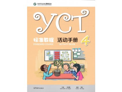 YCT Standard Course 4 - Activity Book