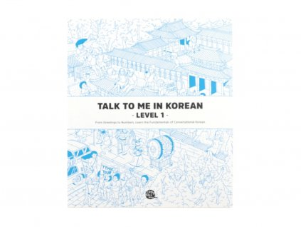 Talk to me in Korean 1 textbook