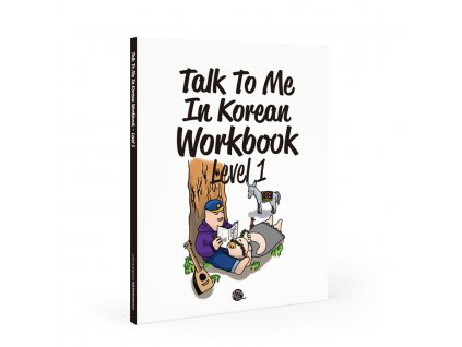 Talk to me in Korean 1 workbook