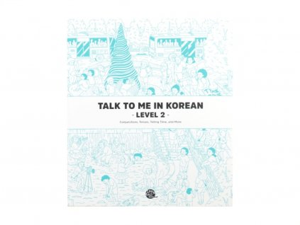 Talk to me in Korean 2 textbook