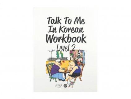 Talk to me in Korean 2 workbook