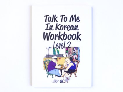 Talk to me in Korean 2 workbook