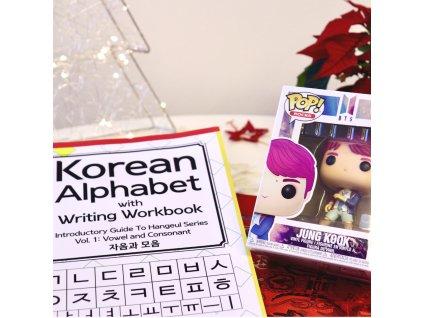 Sada s K-Pop figurkou