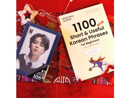Sada s Puzzle a korejskou příručkou