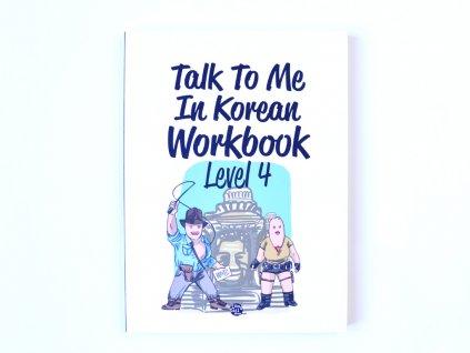 Talk to me in Korean 4  workbook